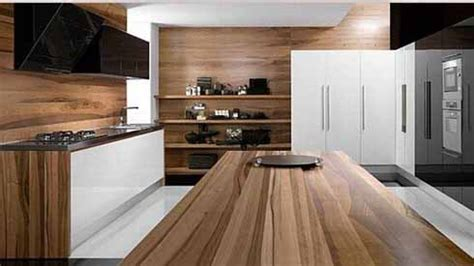 Charming Modern Kitchens Pros Of Wood Kitchen Cabinets Modern Wood Kitchen Design