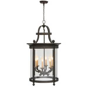 Outdoor Lighting Chandelier World Imports Chatham Collection 6 Light Bronze Outdoor Hanging Mount Chandelier Lantern