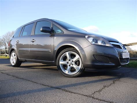 used vauxhall zafira for sale in surrey