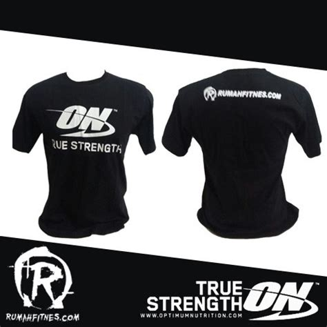 Harga Clear Muscletech jual t shirt optimum nutrition