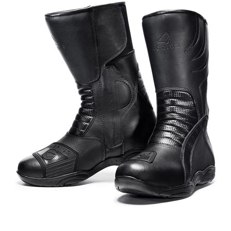 waterproof leather motorcycle boots agrius bravo motorcycle boots scooter motorcycle commuter
