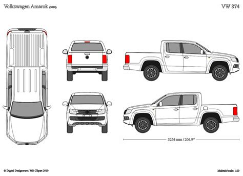 Vehicle Templates 2d 3d vehicle outlines
