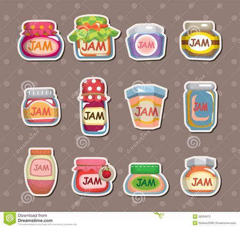 Jam Stickers