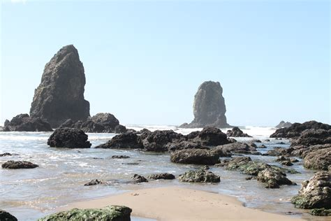 rock formation on the coast near ilfracombe and pdx local archives beeb log beeb blogging oregon