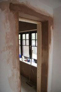how to fit a new interior door lining vibrant doors