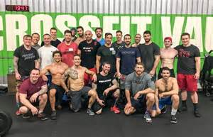 Crossfit Vauxhall Crossfit Forging Elite Fitness Monday 161212