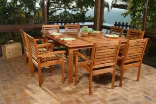 Outdoor Wooden Patio Furniture Wooden Garden Furniture