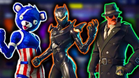 More New Are Working by New Fortnite Season 5 Skins Omega Fireworks