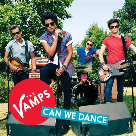 Can We Dance (The Vamps) Font