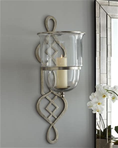 Glass Candle Sconces Decorative Wall Sconces Glass Home Design