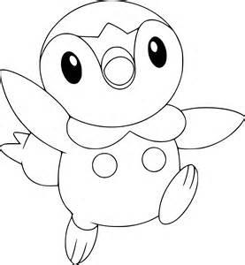 coloriage du pokemon tiplouf 224 imprimer sur coloriage de com