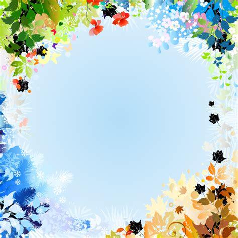 wildflower background free bright wildflower background vector vector