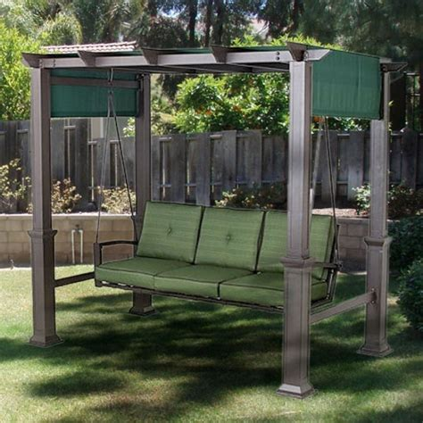 garden winds replacement swing canopy target swing replacement canopies garden winds outdoor