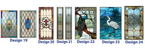 stained glass patterns for bathroom windows stained and leaded glass windows for your home from bell