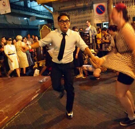 swing dance bangkok swing dancers in bangkok