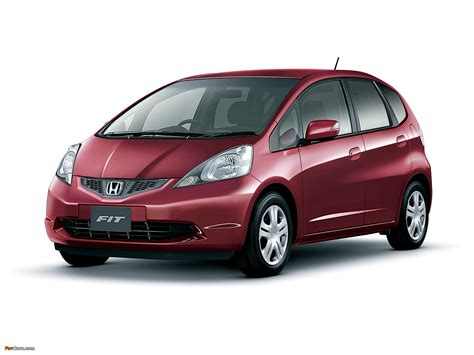 honda fit pictures honda fit ge 2009 pictures 1600x1200