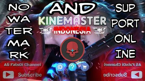 Master Bahasa Indonesia new kine master mod bahasa indonesia by mcdevilstar