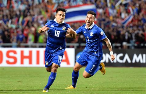 Football Suzuki Cup Football Thailand Azkals To Cruise Into Suzuki Cup