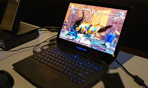 alienware 13 gets gorgeous oled screen for gaming