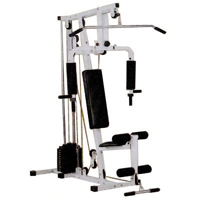 Homegym 1 Sisi White T 1951 sportofit jual alat fitness murah alat fitness commercial home use dan accessories terlengkap