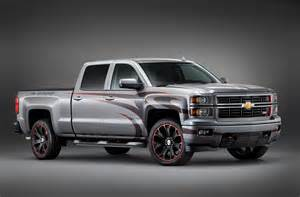 white 2014 chevy silverado black rims maxi truck