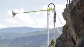 grand canyon swing is this the world s scariest swing new giant canyon