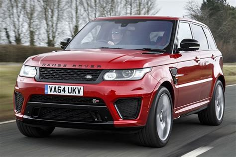 land rover svr price land rover range rover sport svr from 2015 used prices