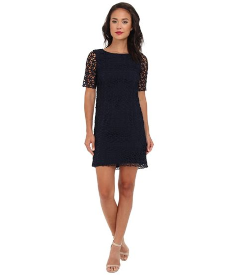 Felicia Dress Navy Bn559x tahari by asl felicia dress navy shipped free at zappos