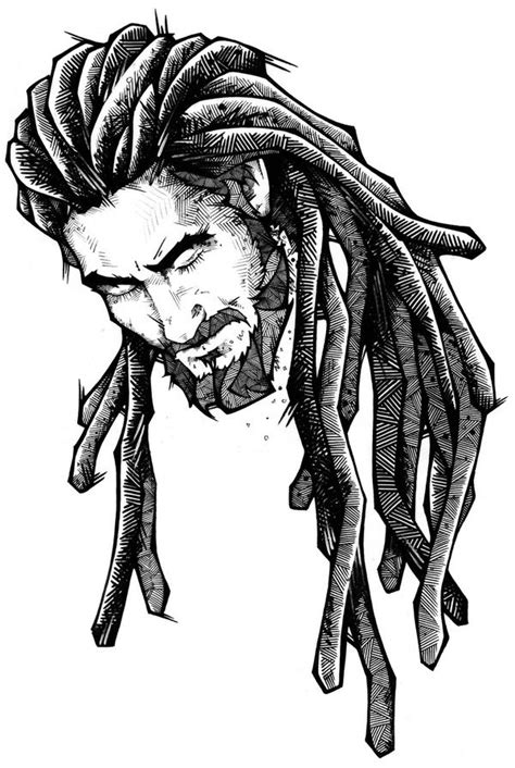 Rasta Drawing