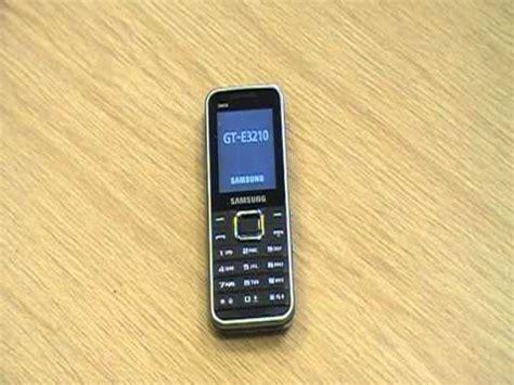 Handphone Samsung E3210 samsung e3210