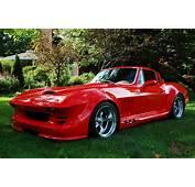 66 Corvette Modified Photo