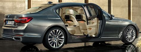 features of bmw 7 series 2017 bmw 7 series technology and features