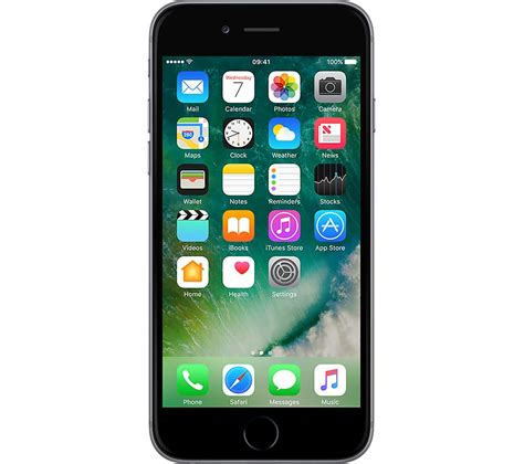 iphone 6 mobile buy apple iphone 6 32 gb space grey free delivery