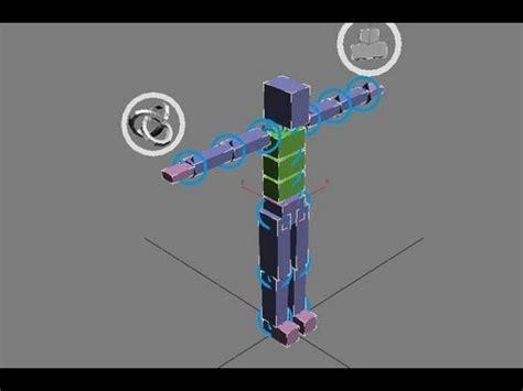ragdoll 3ds max create a ragdoll 3ds max tutorial
