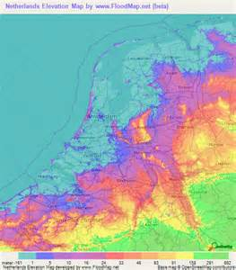 netherlands flood map 10 facts about the netherlands news updates in bengali at india bengali
