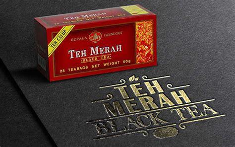 Teh Merah produk pt gunung subur sejahtera