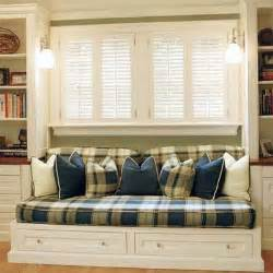 sofa bed sitting pretty with window seats this house