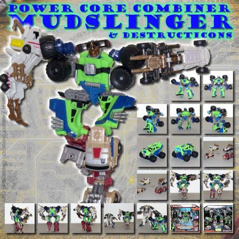 Transformers Pcc Mudslinger transformers universe pcc mudslinger destructicons
