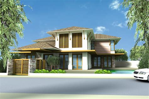 residential house residential house project 01 3d and 2d art sharecg
