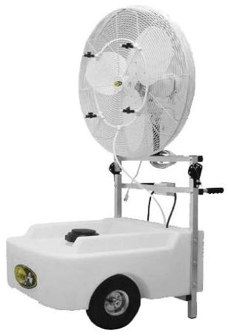portable misting fans with tank aqua misters portable misting fan portable mister fan