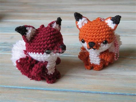 amigurumi fox amigurumi fox happyberry