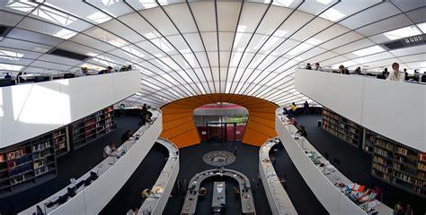 Fu Universitat Berlin Bewerbung Philological Library Berlin Architectuul