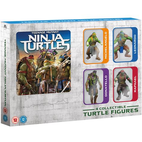 Exclusive Limited Editions At 20ltd by Mutant Turtles Zavvi Exclusive Limited