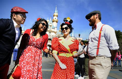 what is dapper day on dapper day at disneyland it s cool not to be casual