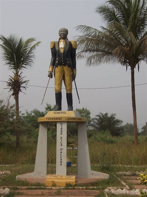 Statue L by Panoramio Photo Of Statue Of Toussaint L Ouverture