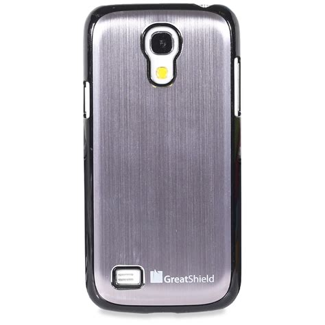 Softcase Metal Chrome Samsung Z2 Silicone Chrome Samsun Limited new brushed metal aluminum back cover for samsung galaxy s4 mini i9190 ebay