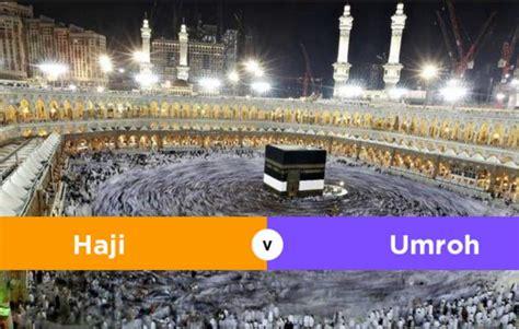 Ibadah Fakta Unik Haji Dan Umrah perbedaan ibadah haji dan ibadah umrah klikislam