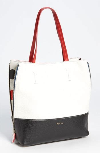 Jumsuith1 Furla White Navypink 48 best images about i furla on leopard print heels furla and bags