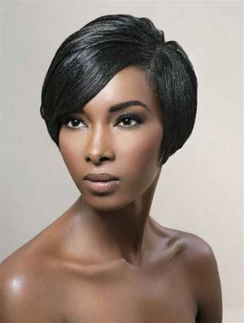 short barber hair cuts on african american ladies 25 short bob hairstyles for black women bob hairstyles