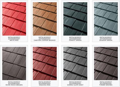 mueller metal roof colors